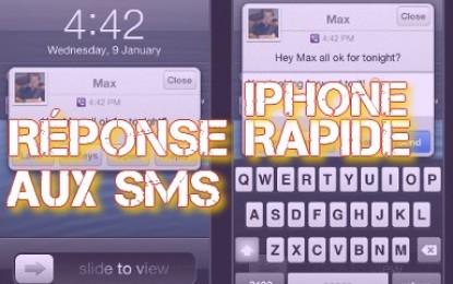 3 Outils de jailbreak iPhone Pour répondre rapidement aux messages SMS