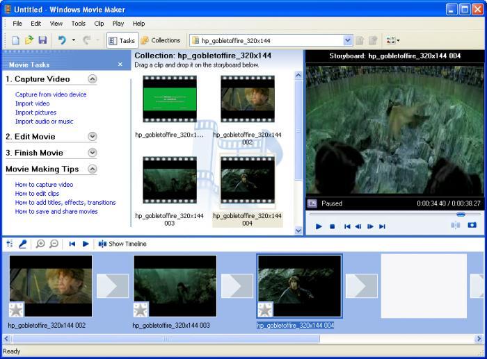 Meilleur logiciel de montage vid o gratuit 2016 pour la - Couper video avec windows movie maker ...