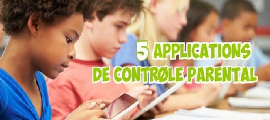 5 meilleurs applications de contrôle parental gratuit pour Android