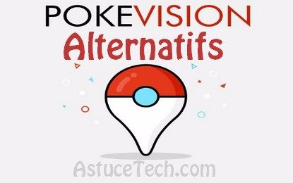 Top Alternatifs PokéVision – Sites similaire à PokéVision