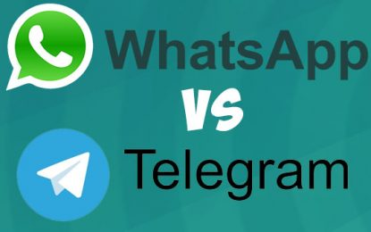 6 fonctions de telegram que WhatsApp n'a pas
