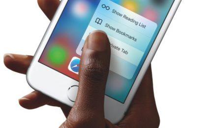 7 Meilleurs iOS Tweaks pour obtenir 3D Touch sur iPhone 6, 6 Plus, 5s, 5c, 5, 4s
