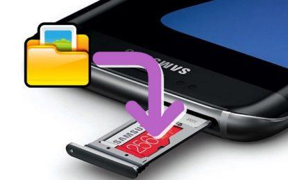 Utilisez la carte SD comme stockage des photos par défaut sur Android
