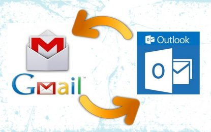 Comment importer et exporter des contacts entre Gmail et Outlook