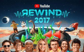 YouTube présente les 10 meilleures vidéos de 2017